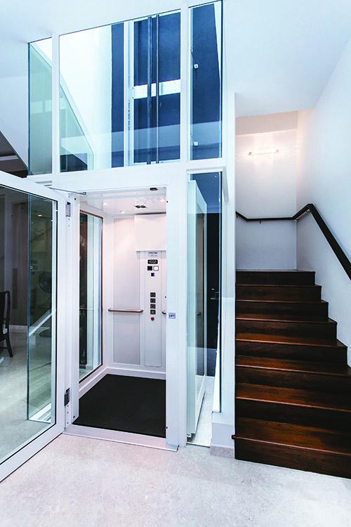 Axess Lift Architecten
