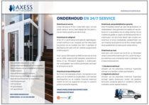 Axess Brochure Service ok